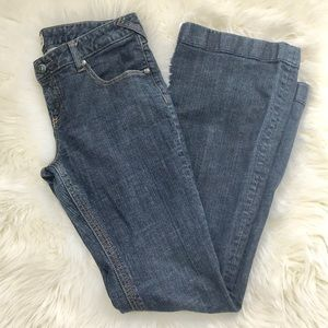 Free people wide leg jeans size 30